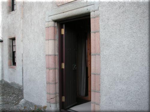 Ardgrain Main Doors