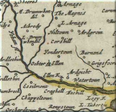 Blaeu Atlas of Scotland