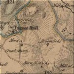 Gibb Map of Ellon 1858 (detailed)