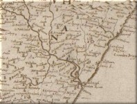 Gordon Map of Ellon 1640