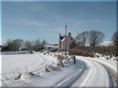 Ardgrain in Snow