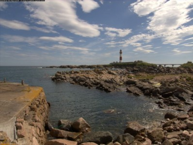Boddham Lighthouse, Aberdeenshire