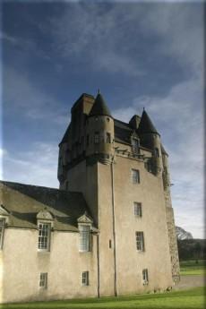 Castle Fraser, Aberdeenshire