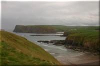 Crovie Cliffs