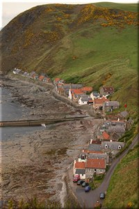 Crovie Village