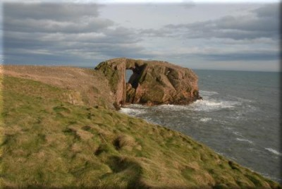 Cruden Bay Cliffs
