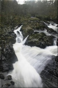 Falls of Feugh, Banchory