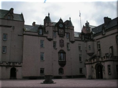 Fyvie Castle, Aberdeenshire