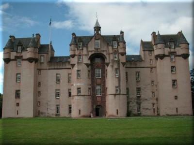 Fyvie Castle, Aberdeenshire