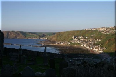 Gardenstown and Crovie