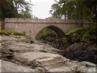 Linn of Dee Bridge, Braemar