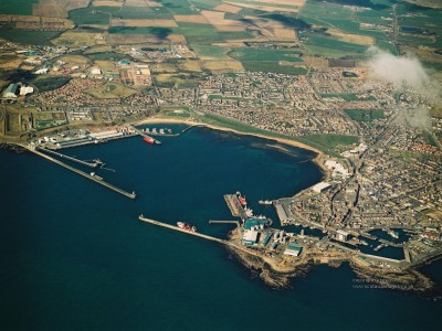 Peterhead Bay