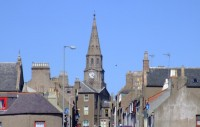 Peterhead Skyline