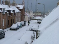 Peterhead Snow