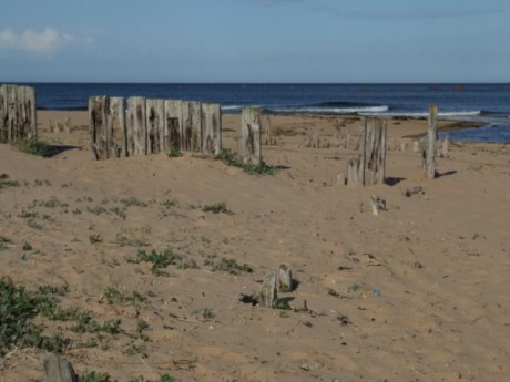 River Ugie Beach, Peterhead
