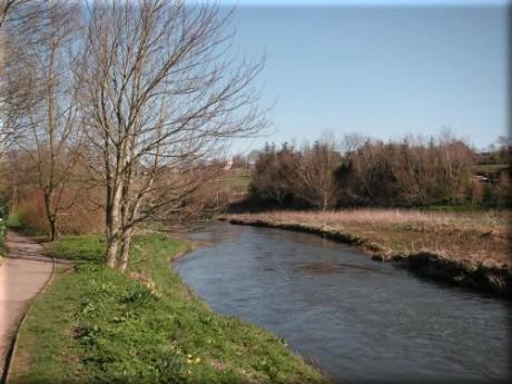 Ythan River at Ellon