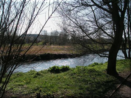 River Ythan at Ellon