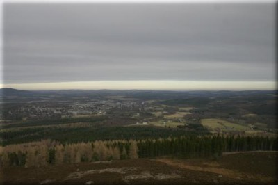 Scolty Hill, Banchory