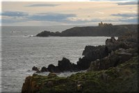 Slains Castle, Cruden Bay