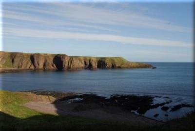Dunnottar Cliffs, Stonehaven