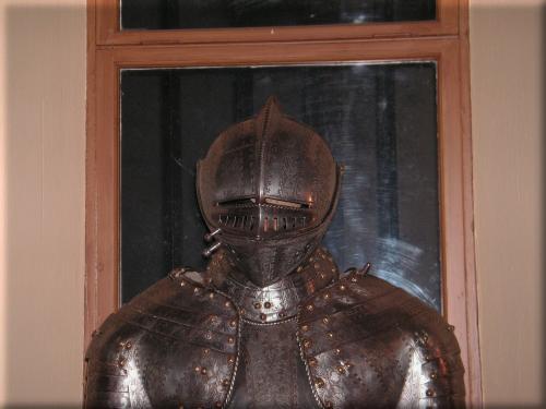 Fyvie Castle Suit of Armour