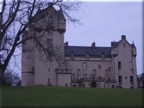 Fyvie Castle Tower