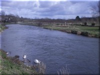 Ellon and Ythan River